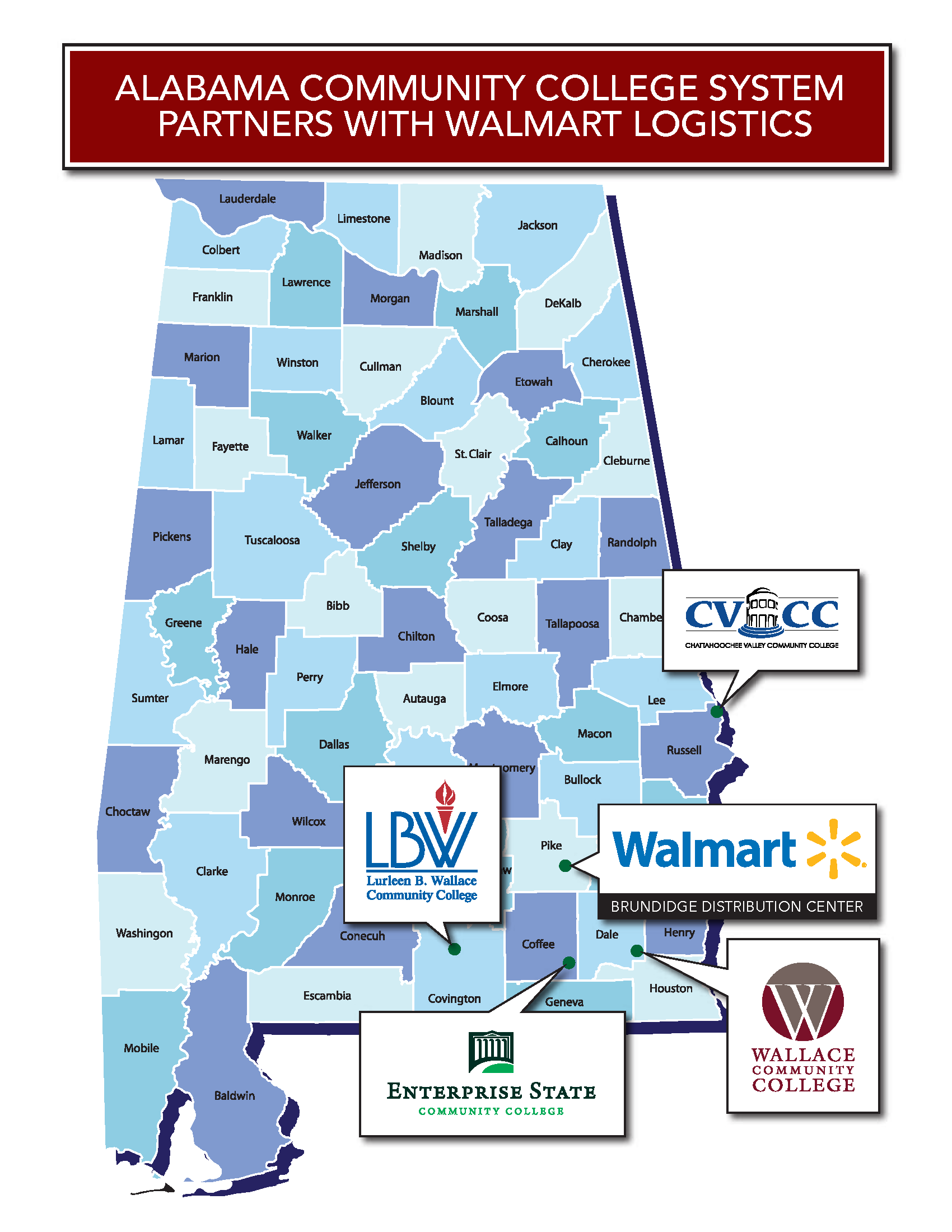 Roby Lynn Announce New Workforce Development Partnership map
