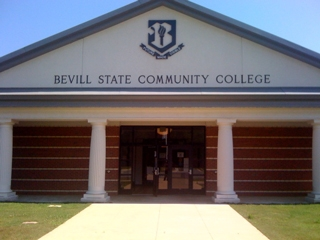 Bevill State community college building